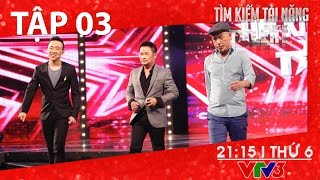 [FULL HD] Vietnam's Got Talent 2016 - TẬP 03 (15/01/2016)