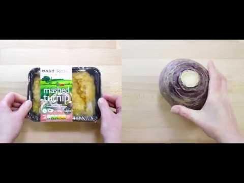Mash Direct vs. Turnip