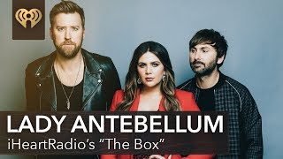 "Lady Antebellum On Performing With Halsey At The CMA's + More In iHeartRadio's ""The Box"""
