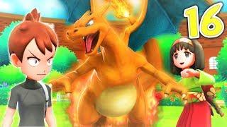 "Pokemon Let's Go Pikachu! - ""TAKING DOWN....EVERYONE."" -  Episode 16"