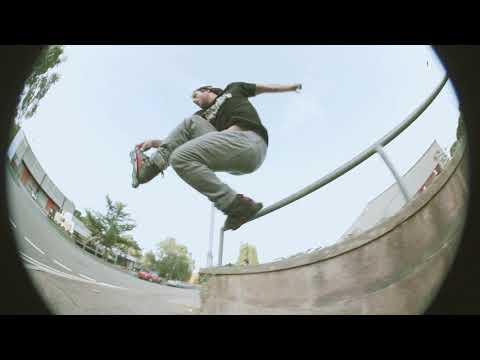 Video GAWDS Roue TIM FRANKEN 2018 58mm/90A Blanc [x4]