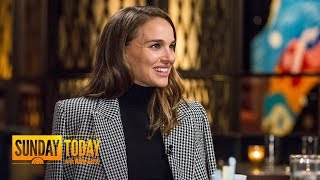 Natalie Portman On What 'Vox Lux' Says About Today's Media Landscape | Sunday TODAY