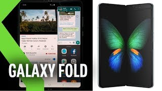 Video Samsung Galaxy Fold gRc11Nz1PMU