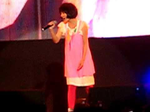 郭采潔Amber - 又圓了的月亮 LIVE - 台南09端午節