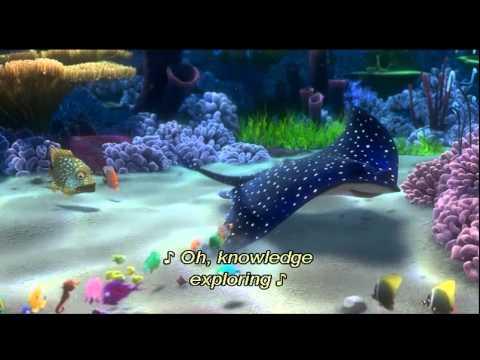 Finding Nemo - Mr. Ray - YouTube