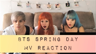 BTS '봄날 (Spring Day)' | MV Reaction