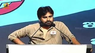 Pawan Kalyan's sattirical comments about Rahul Gandhi's Marriage -  Jana Sena Party Launch