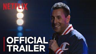 ADAM SANDLER: 100% FRESH | Official Trailer [HD] | Netflix