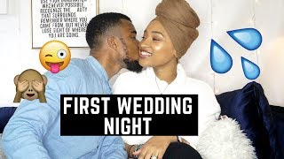 FIRST WEDDING NIGHT! WHAT REALLY HAPPENS???