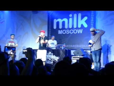 Карандаш - Вперед, за баблом! (feat. Anacondaz) @ Milk Moscow