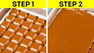 Beautiful Chocolate Decorations For Your Dessert || Sweet Recipes With Chocolate You'll Love!