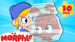 Frozen Morphle! - My Magic Pet Morphle   Cartoons For Kids   Morphle   Mila and Morphle