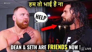 Dean Ambrose & Seth Rolins are 'FRIENDS' Now - New Ambrose ! WWE Raw 18 February 2019 Highlights !