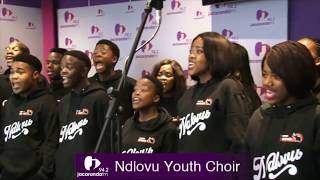 Ndlovu Youth Choir wows with isiZulu Ed Sheeran cover
