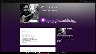 Wilson Góis - Quando Você Voltar