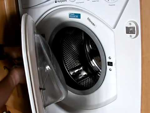 Opening A Locked Washing Machine Door Youtube