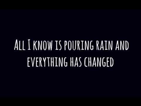 Taylor Swift -  Everything Has Changed Ft Ed Sheeran [Lyrics]