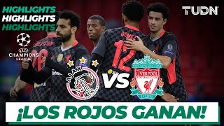 Highlights | Ajax vs Liverpool | Champions League 2020/21 - J1 | TUDN