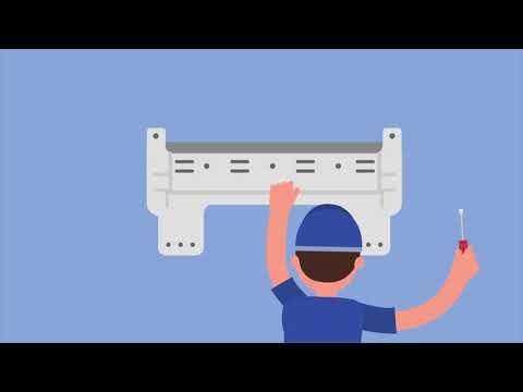 Cara Pemasangan AC Panasonic