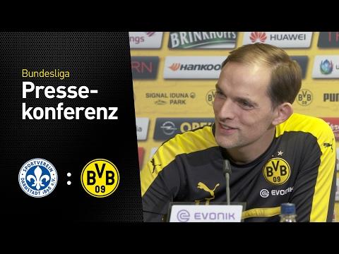 Darmstadt 98 vs Borussia Dortmund