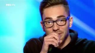 Romanii au talent 2018: Roberto Tanu - Moment de rap