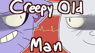 Creepy Old Man (Animation)