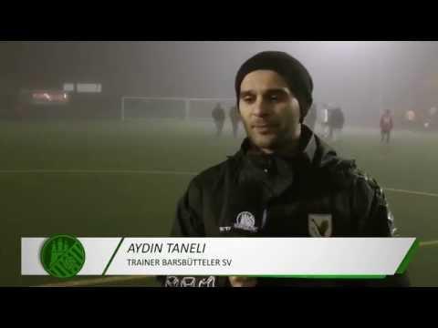Aydin Taneli (Trainer Barsbütteler SV) und Sven Schneppel (Trainer FC Voran Ohe) - Die Stimmen zum Spiel (Barsbütteler SV - FC Voran Ohe, Landesliga Hansa) | ELBKICK.TV