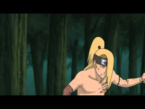 Deidara's Last Words/Deidara's Death English Dub