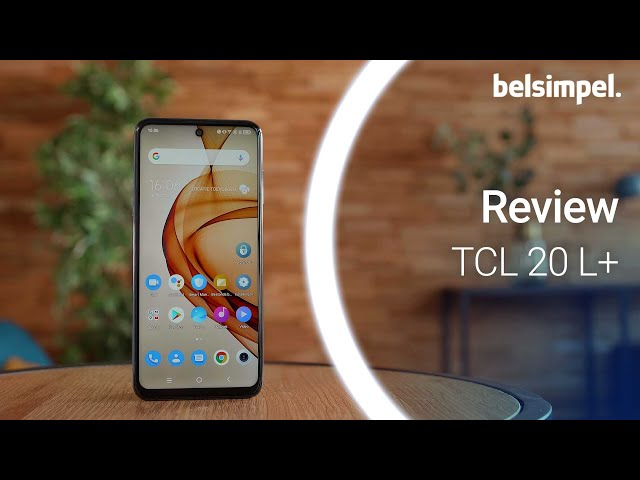 Belsimpel-productvideo voor de TCL 20 L+