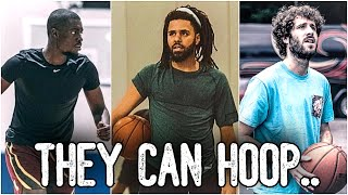10 Rappers That Can Actually Play Basketball