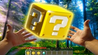 MOST REALISTIC LUCKY BLOCKS IN MINECRAFT