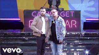 Liam Payne, J Balvin - Familiar (Live On Good Morning America / 2018)