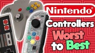 Ranking Every Nintendo Controller