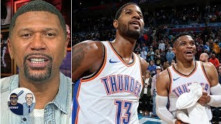Jalen Rose predicts: Thunder vs. Warriors 7-game playoff series | Jalen & Jacoby