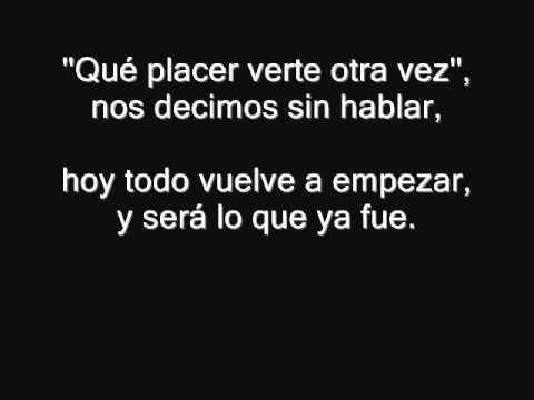 Ciro y Los Persas - ANTES Y DESPUÉS (+ letra) (Álbum ''Espejos'')