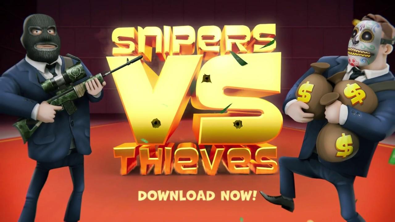 Играй Snipers vs Thieves На ПК 2