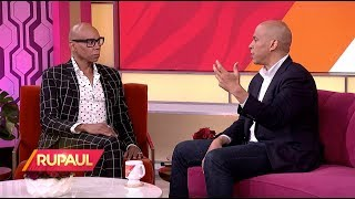 'RuPaul' Episode Three with Sen. Cory Booker!
