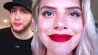 SURPRISING MY GIRLFRIEND WITH GUCCI SHOES (Alissa Violet)
