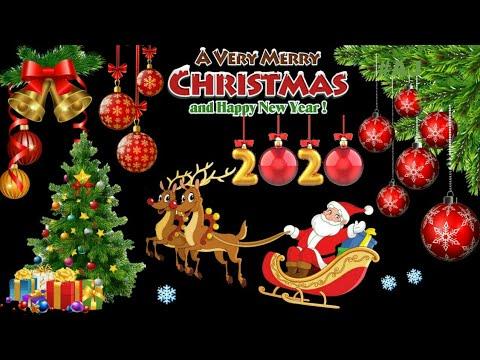 Merry Christmas and Happy New Year 2019, Merry Christmas Greeting Video, Beautiful Whatsapp status|