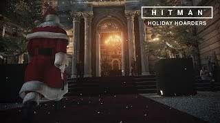 Hitman takes on Holiday Hoarders for charity