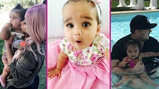 Rob Kardashian and Blac Chyna's Daughter 'Dream Kardashian' 2017