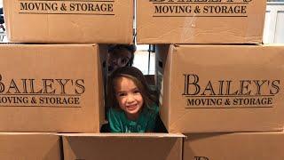 Massive Giveaway & Box Fort War! w/Chapman Family Vlogs