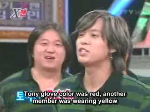 Xman Dangyunhaji   Nam Sang Mi, Seung Ki vs Tony