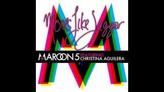 Moves Like Jagger (feat. Christina Aguilera) (Clean Radio Edit) (Audio) - Maroon 5