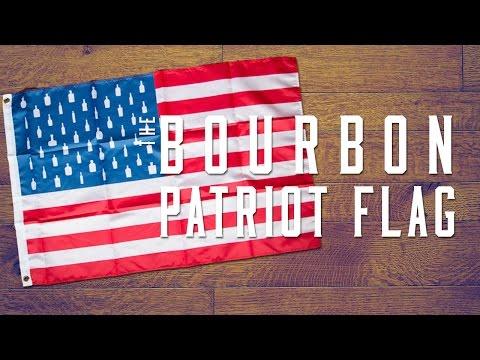 Bourbon Patriot Flag Pre Order