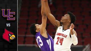 Evansville vs. Louisville Men's Basketball Highlights (2020-21)