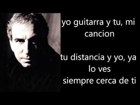 José Luis Perales - Morir porti Letra Lyrics