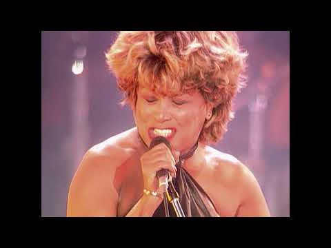 screenshot of youtube video titled Tina Turner One Last Time One Time Only | Promo