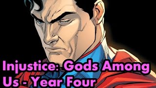 Injustice: Gods Among Us - Year Four (The Complete Story)