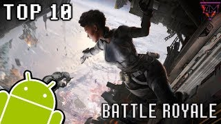 10 Mejores Battle Royale para Android & IOS